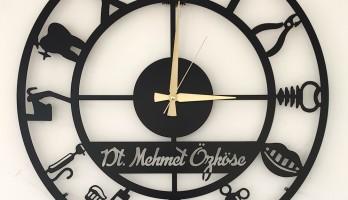 thumb Diş Kliniklerine Özel Duvar Saati
