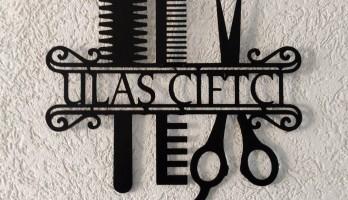 Berberlere ve Kuaförlere Özel Tasarım Logo Çalışması